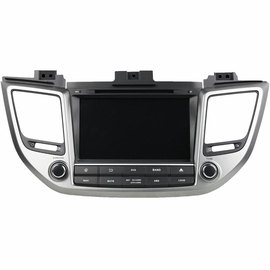 Штатная магнитола Carmedia KD-8085-P5-64 Hyundai Tucson 2016+