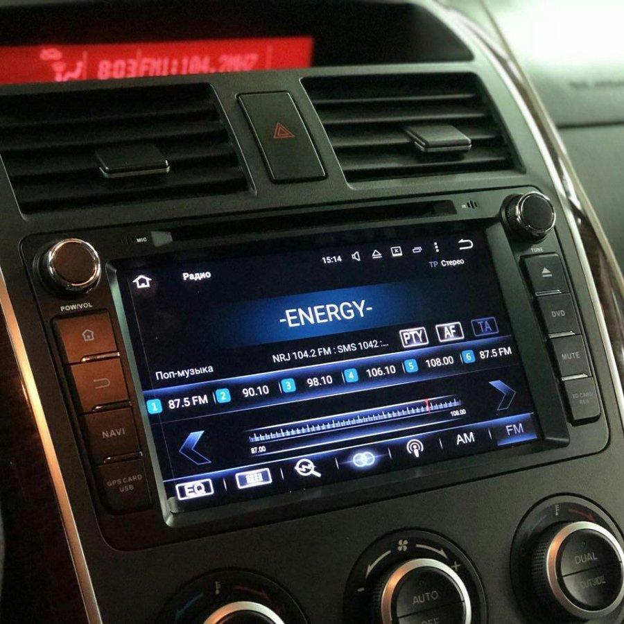 Штатная магнитола roXimo CarDroid RD-2406 Mazda CX-9