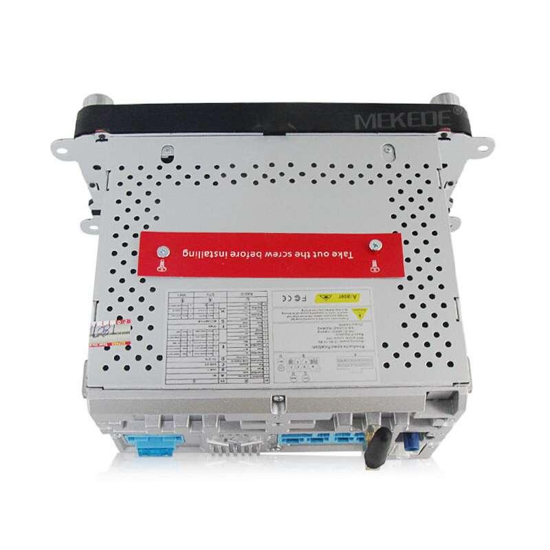 Штатная магнитола Carmedia MKD-8019-P6-8 Skoda Универсальная