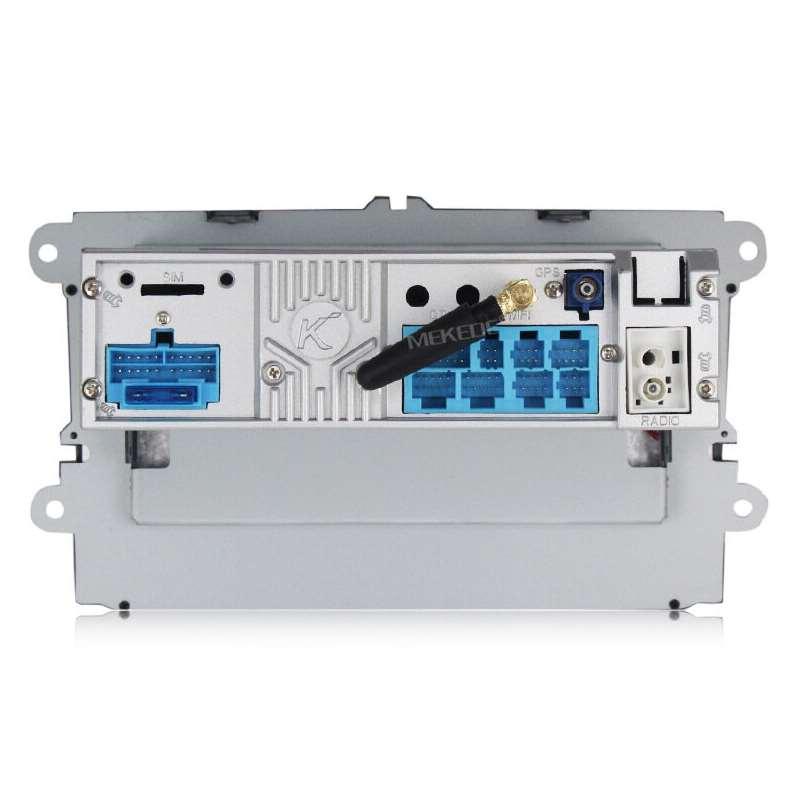 Штатная магнитола Carmedia MKD-9613-P6-8 VW Универсальная