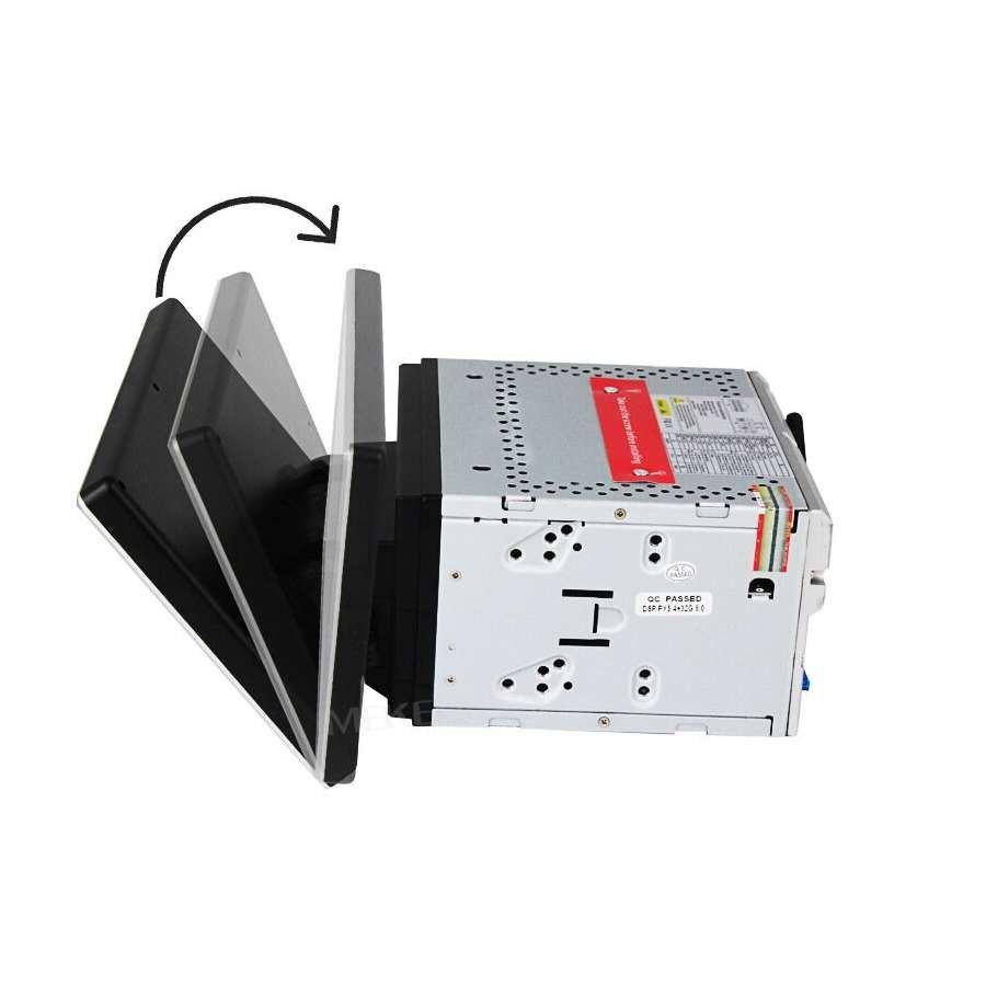 Универсальная 2DIN магнитола MKD-980-P6-8
