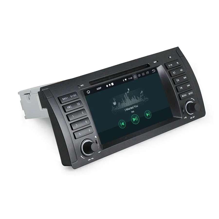 Штатная магнитола Carmedia MKD-B739-P6-8 BMW X5 E53, E39, E38