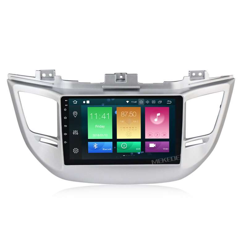 Штатная магнитола Carmedia MKD-H893-P30-8 Hyundai Tucson 2016+