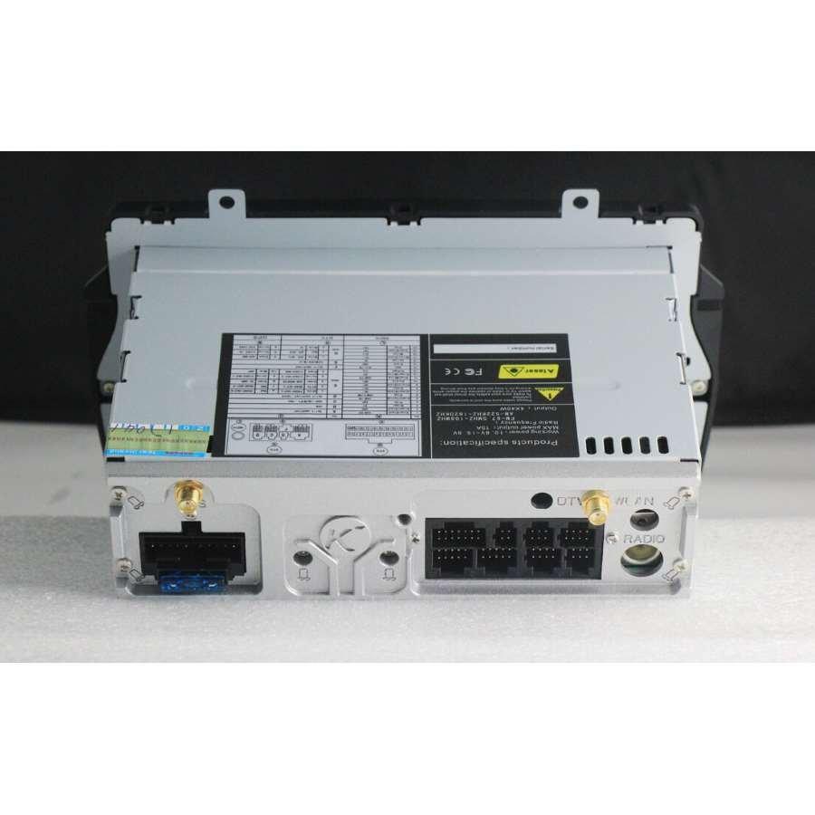 Штатная магнитола Carmedia MKD-L860-P6-8 LADA Vesta