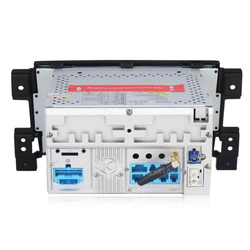 Штатная магнитола Carmedia MKD-S768-P30-8 Suzuki Grand Vitara