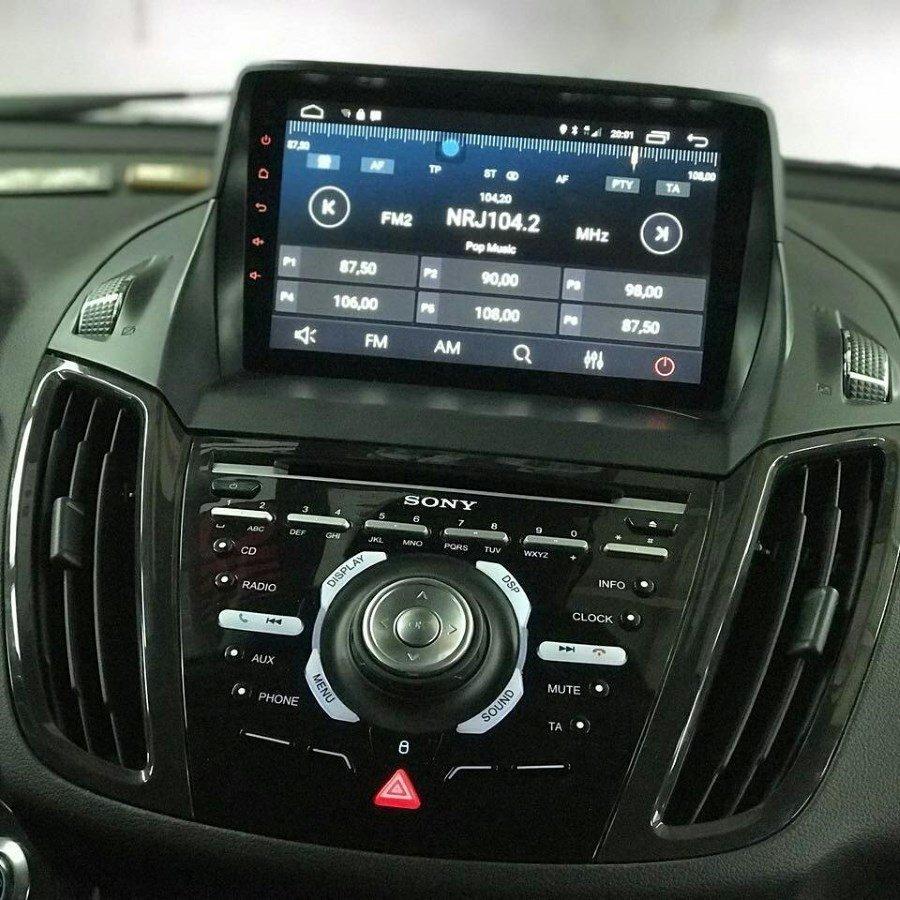 Штатная магнитола Roximo 4G RX-1716 Ford Kuga