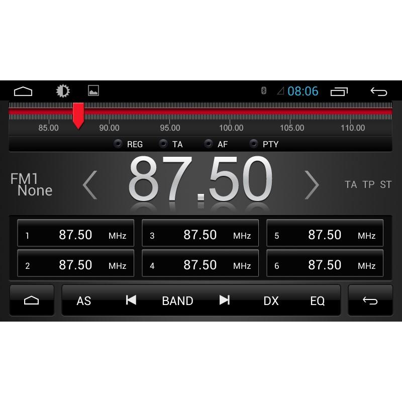 Штатная магнитола Kaier QR-1017 Toyota Camry V50 2011-2014