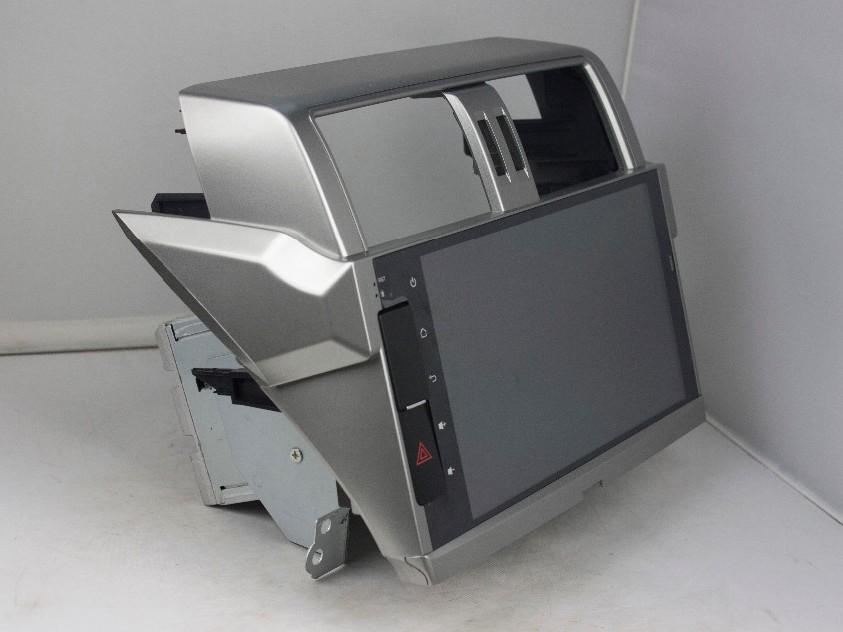 Штатная магнитола Carmedia KD-1040-P3-7  Toyota LC  Prado 150