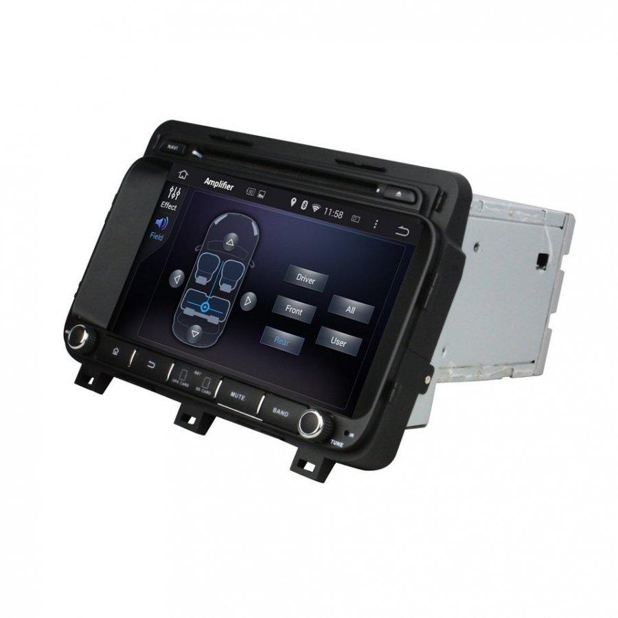 Штатная магнитола Carmedia KD-8234-P3-7  для KIA Optima 2014+