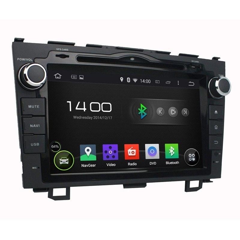 Штатная магнитола Carmedia KDO-8005 для Mazda 5