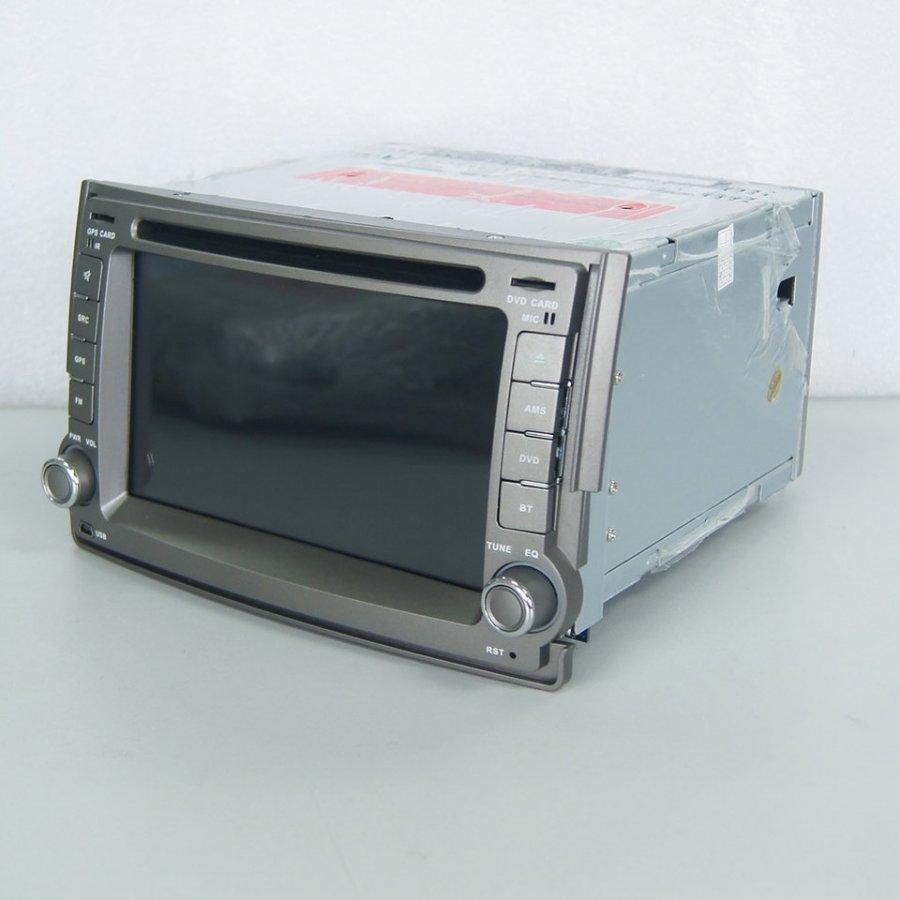 Штатная магнитола CarMedia KR-6226 T8 Hyundai H1 / Grand Starex