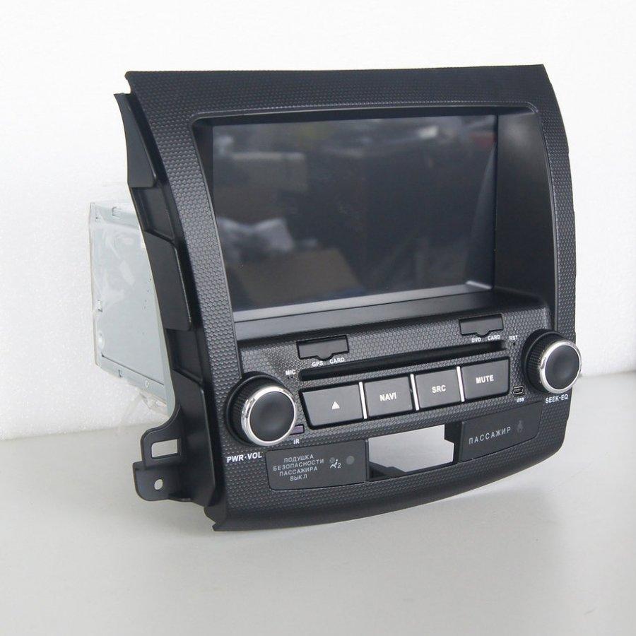 Штатная магнитола CarMedia KR-8007 T8 для Citroen C-Crosser