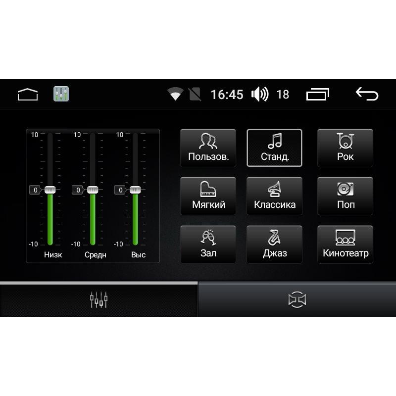 Штатная магнитола FarCar L047R для Hyundai ix35