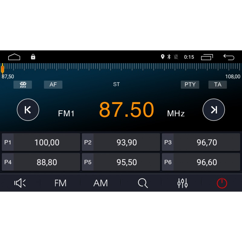 Штатная магнитола Roximo 4G RX-2028 Hyundai Sonata