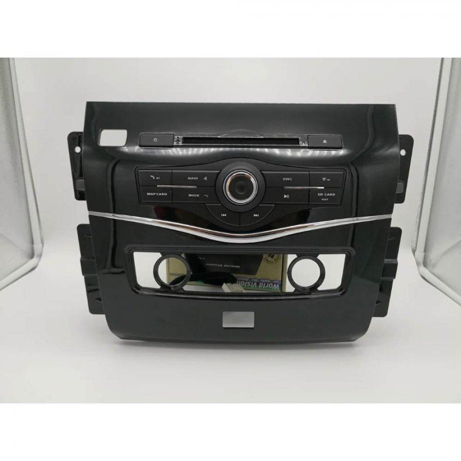 Штатная магнитола Carmedia MKD-8920-P5-8 Nissan Patrol 2004-2010