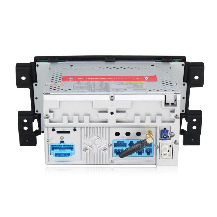 Штатная магнитола Carmedia MKD-7056-P5-8 Suzuki Grand Vitara