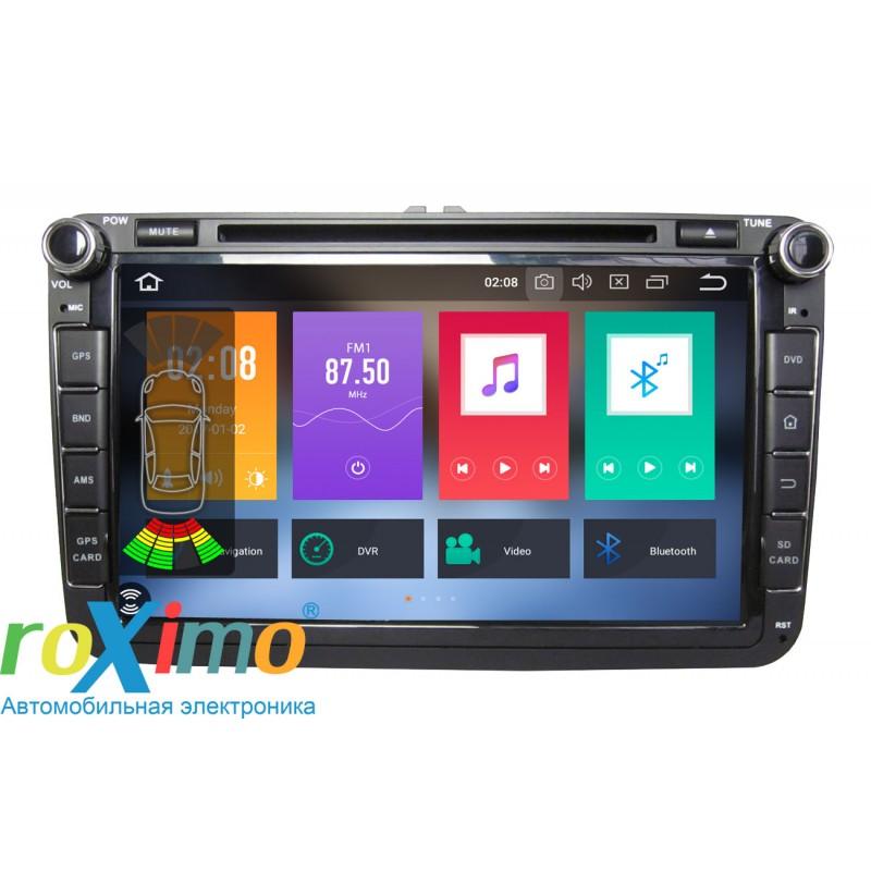 Парковочный радар ROXIMO RPV-004 (парктроник) для Android