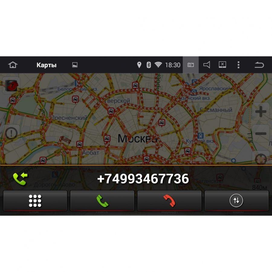Штатная магнитола roXimo серии CarDroid RD-2012 на базе Android