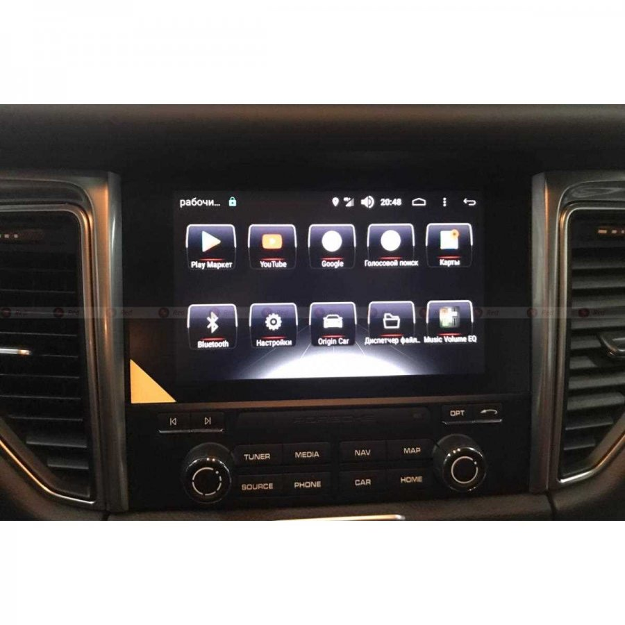Навигационный блок Redpower AndroidBox3 VAG 4G VW