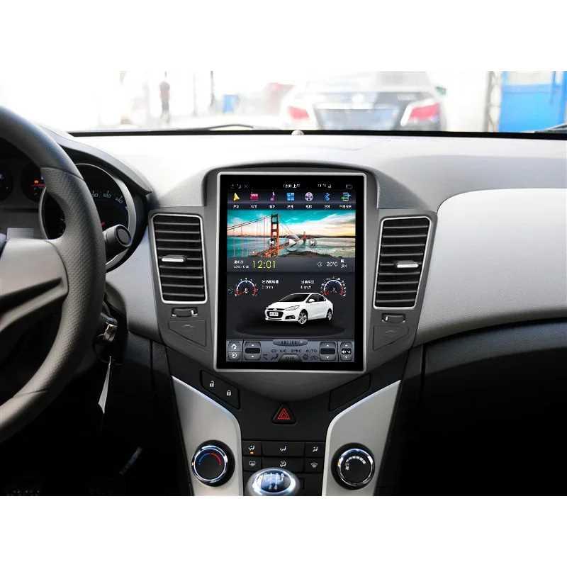 Магнитола Tesla CarMedia ZF-1019-DSP Chevrolet Cruze 2009-2012