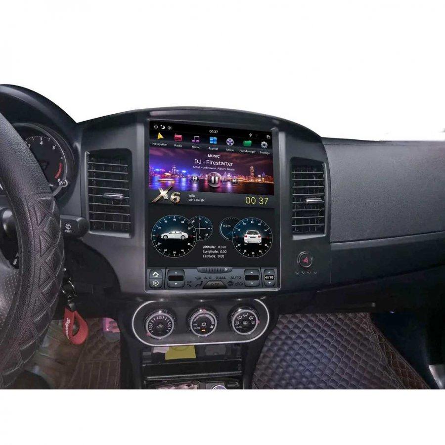 Магнитола Tesla CarMedia ZF-1259-DSP Mitsubishi Lancer X 2007+