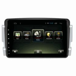 Штатная магнитола CarMedia U9-6614-T8 для Mercedes-Benz