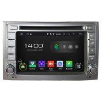 Штатная магнитола Carmedia KD-6224-P30 Hyundai H1/Grand Starex