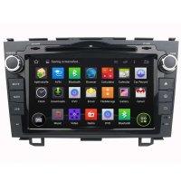 Штатная магнитола Carmedia KD-8105-P30 Honda CRV III 2006-2012