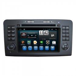 Штатная магнитола CarMedia KR-7014 T8 Mercedes ML, GL
