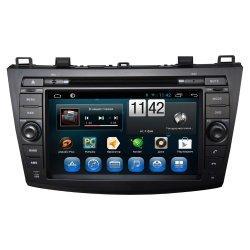 Штатная магнитола CarMedia KR-8018 T8 Mazda 3 2009-2013