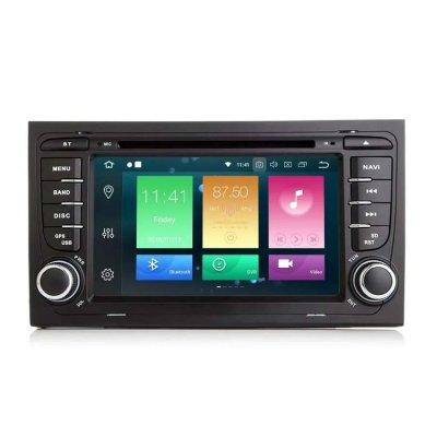 Штатная магнитола Carmedia MKD-A787-P6-8 Audi A4/RS4/S4 2000+