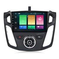 Штатная магнитола Carmedia MKD-F101-P30-8 Ford Focus 2011+
