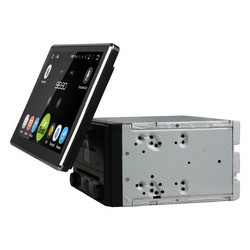 Магнитола CarDroid RD-1006D 2DIN Универсальная 10 (Android 9.0) DSP