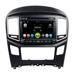 Штатная магнитола roXimo CarDroid RD-2017D с DSP Hyundai Starex