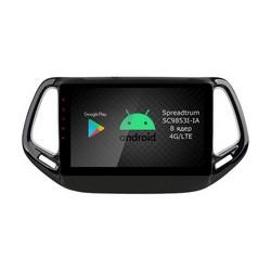 Магнитола Roximo RI-2204 для Jeep Compass 2017-