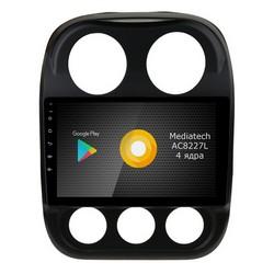 Магнитола Roximo серии S10 RS-2203 для Jeep Compass 2011-2016