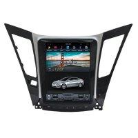 Штатная магнитола CarMedia ZF-1031 для Hyundai Sonata YF 2010+