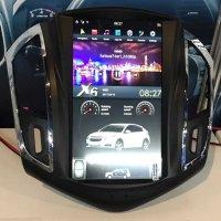 Штатная магнитола CarMedia ZF-1271 для Chevrolet Cruze 2012-2015