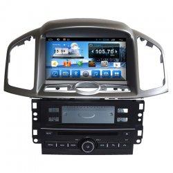 Штатная магнитола CarMedia QR-8030 T8 Chevrolet Captiva 2011+