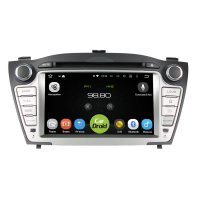 Магнитола CarDroid RD-2002D-N10 для Hyundai ix35 2009-2013 (Android 9.0) DSP