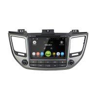 Магнитола CarDroid RD-2012D-N15 для Hyundai ix35, Tucson 2016 (Android 9.0) DSP