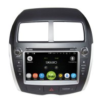 Магнитола CarDroid RD-2604D для Mitsubishi ASX (Android 8.0) DSP