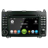 Магнитола CarDroid RD-2503D для Mercedes W169 W245 Vito Viano (Android 9.0)
