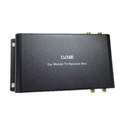 Цифровой автомобильный ТВ-тюнер DVB-T2 CarMedia CM4