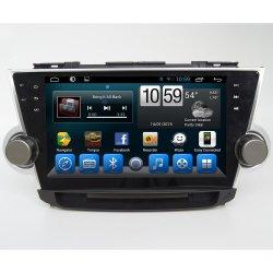 Штатная магнитола CarMedia KR-1027 T8 Toyota Highlander 2007-