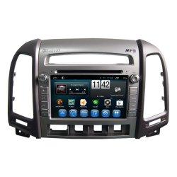 Штатная магнитола CarMedia KR-7031-4 T8 Hyundai Huyndai Santa Fe