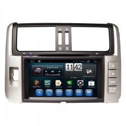 Штатная магнитола CarMedia KR-8005 T8 Toyota LC Prado 150