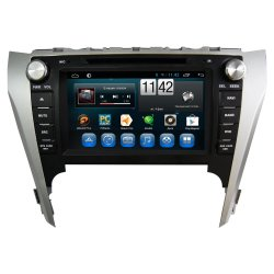 Штатная магнитола Carmedia KR-8010 T8 Toyota Camry V50 2011-2014