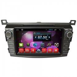 Штатная магнитола CarMedia KR-8045 T8  Toyota RAV4 2013+