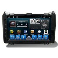 Штатная магнитола CarMedia KR-9030 T8 Mercedes A, B, Viano, Vito